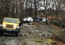 Wrangling Jeeps Across the Lake District's Rubicon