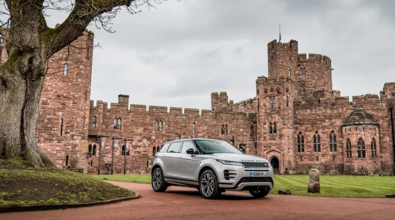 Range Rover Evoque: UK First Drives