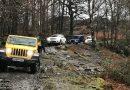 Wrangling Jeeps Across the Lake District's Rubicon