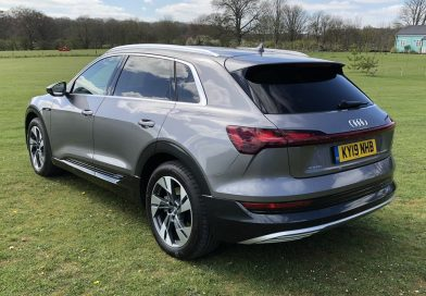 Electrifying Wetherby With the Audi e-tron